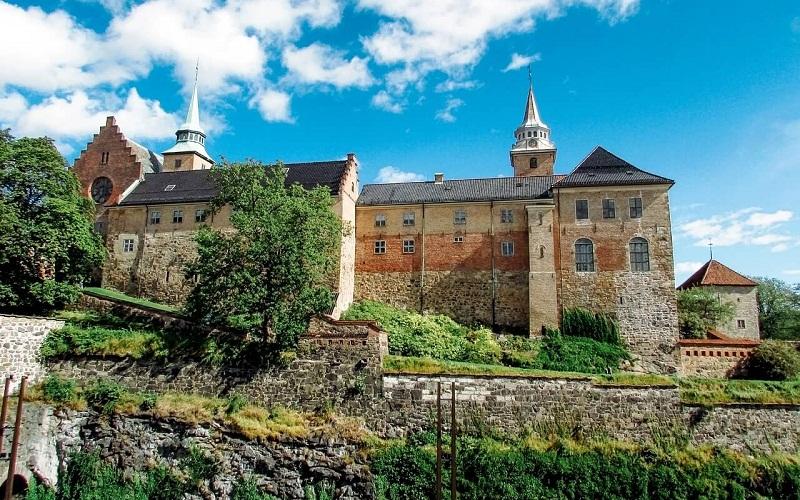 Фото: Замок Акерсхус - Достопримечательности Осло: ТОП-10