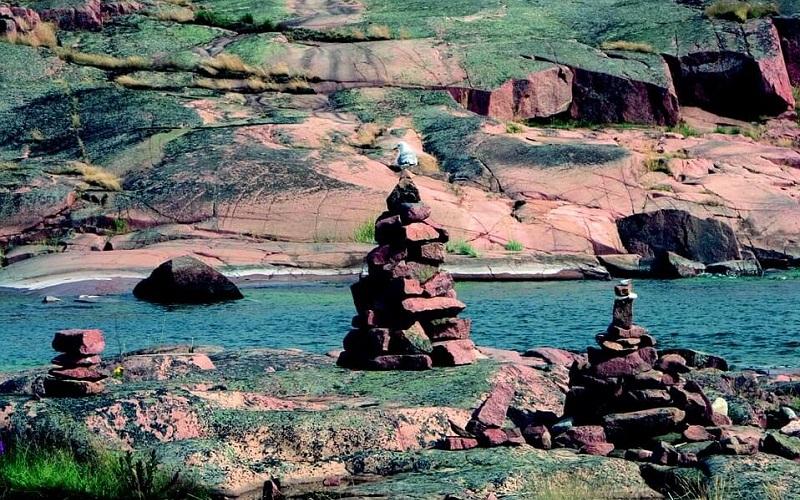Фото: Аландские острова - Достопримечательности Финляндии: ТОП-10