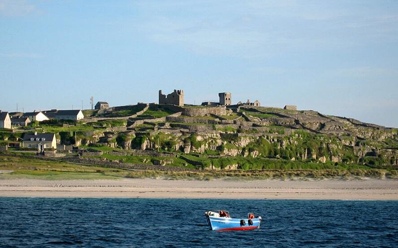 Фото: Аранские острова - Достопримечательности Ирландии: ТОП-11