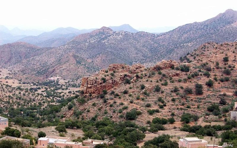 Фото: Атласские горы - Достопримечательности Марокко: ТОП-11