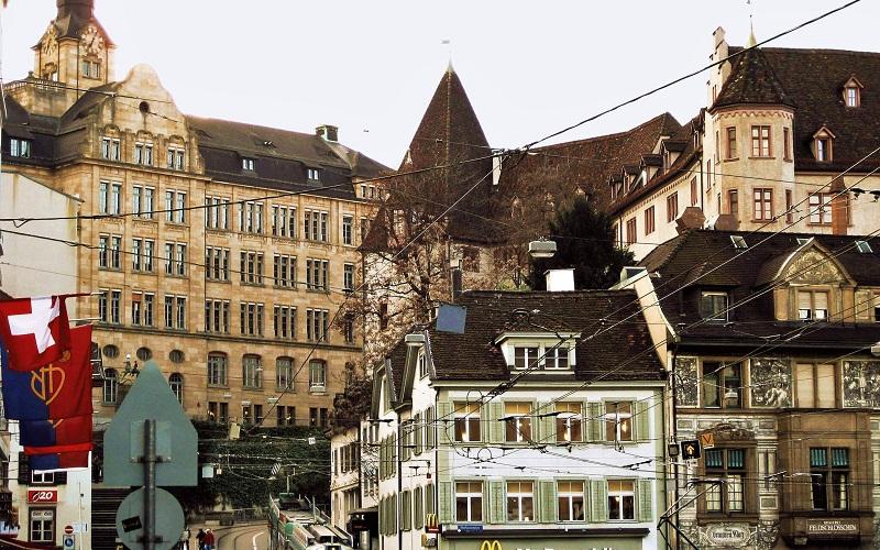 Фото: Базель - Достопримечательности Швейцарии: ТОП-16