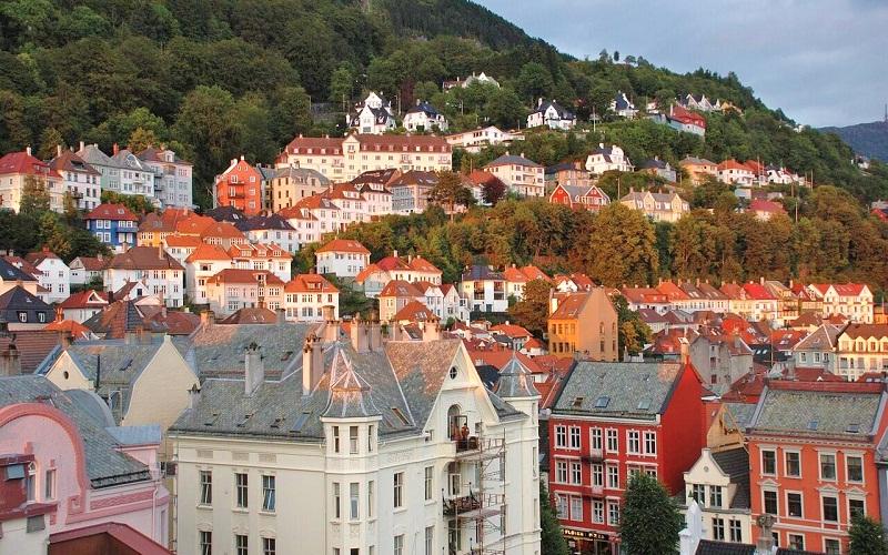 Фото: Берген - Достопримечательности Норвегии: ТОП-10