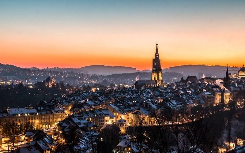 Фото: Берн - Достопримечательности Швейцарии: ТОП-16