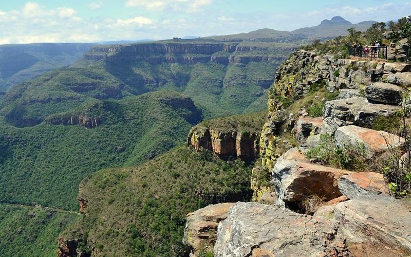 Фото: Каньон Блайд Ривер - Достопримечательности ЮАР: ТОП-14