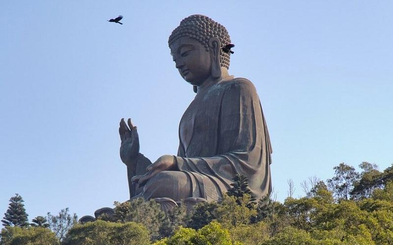 """Фото: Статуя """"Большой Будда"""" - Достопримечательности Гонконга: ТОП-12"""
