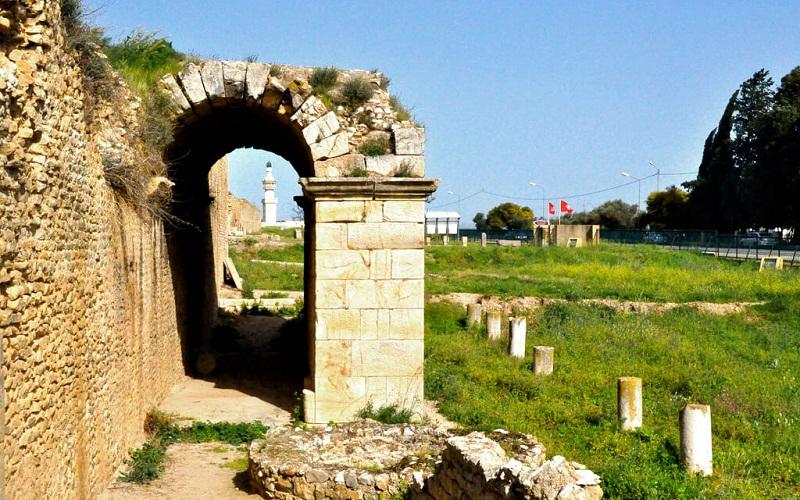 Фото: Руины Булла-Регия - Достопримечательности Туниса: ТОП-14