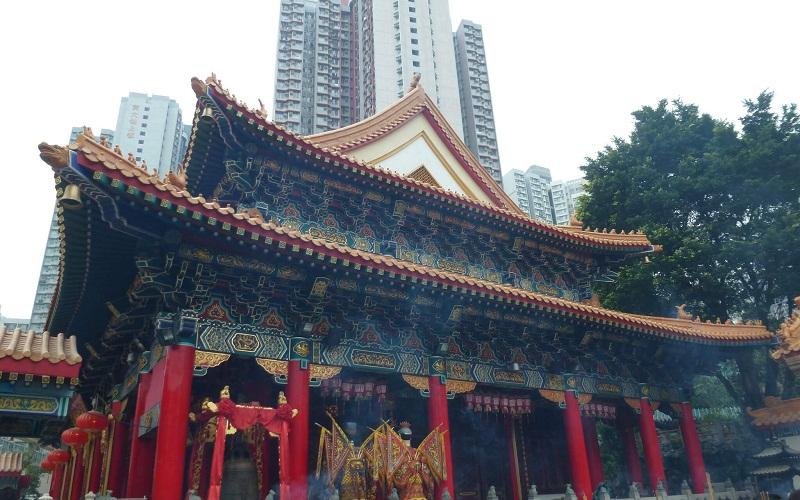 Фото: Храм Вонг Тай Син - Достопримечательности Гонконга: ТОП-12