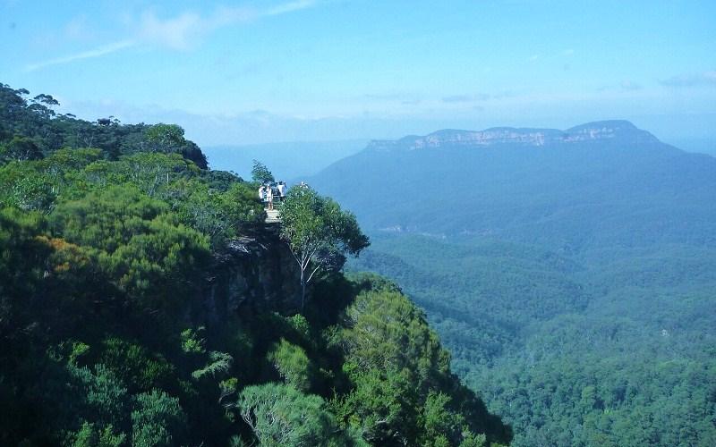 Фото: Национальный парк Блу-Маунтинс - Достопримечательности Австралии: ТОП-15