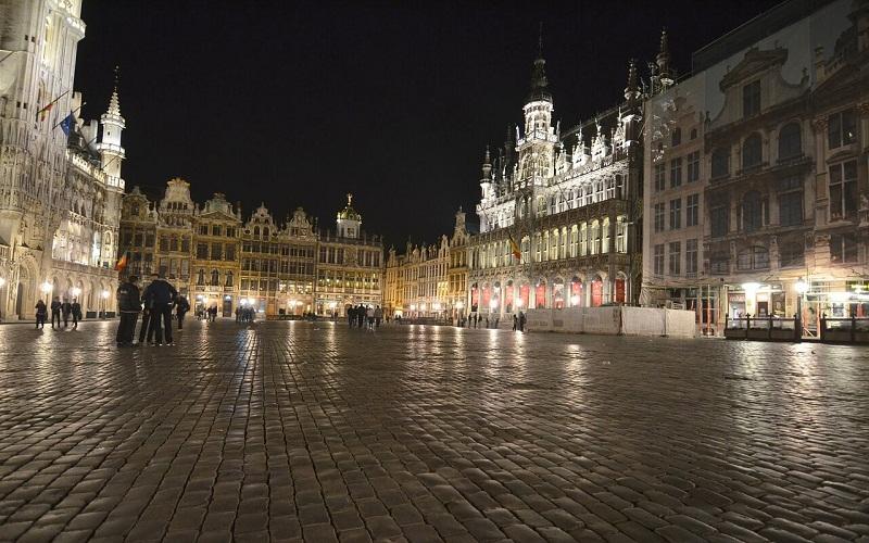 Фото: Гранд Плас - Достопримечательности Брюсселя: ТОП-10