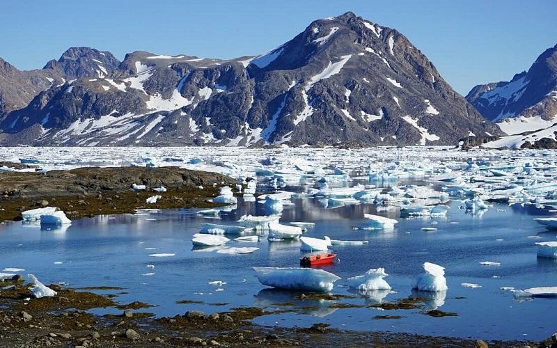Фото: Гренландия - Достопримечательности Дании: ТОП-12