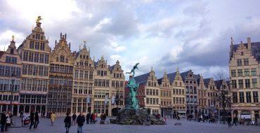 Фото: Достопримечательности Антверпена: ТОП-10