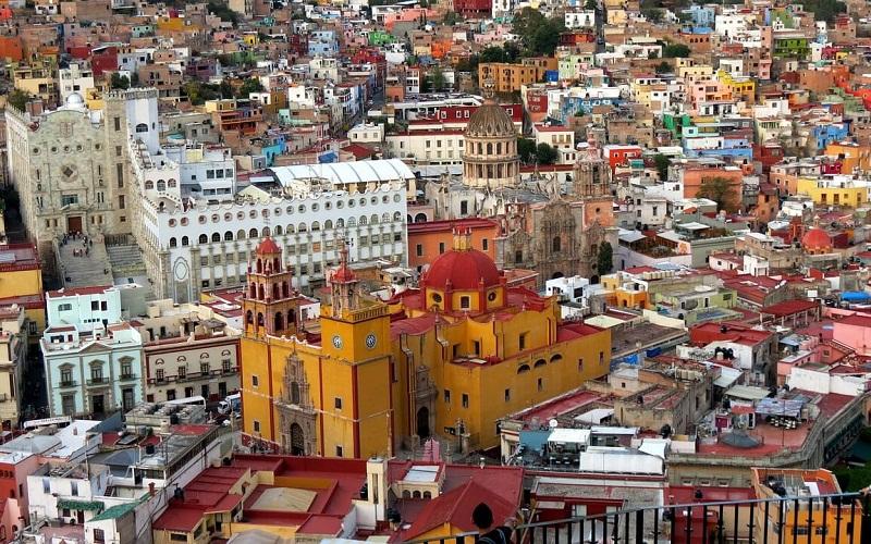 Фото: Гуанахуато - Достопримечательности Мексики - ТОП-13