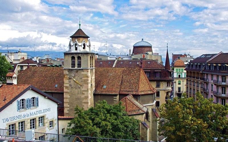 Фото: Женева - Достопримечательности Швейцарии: ТОП-16
