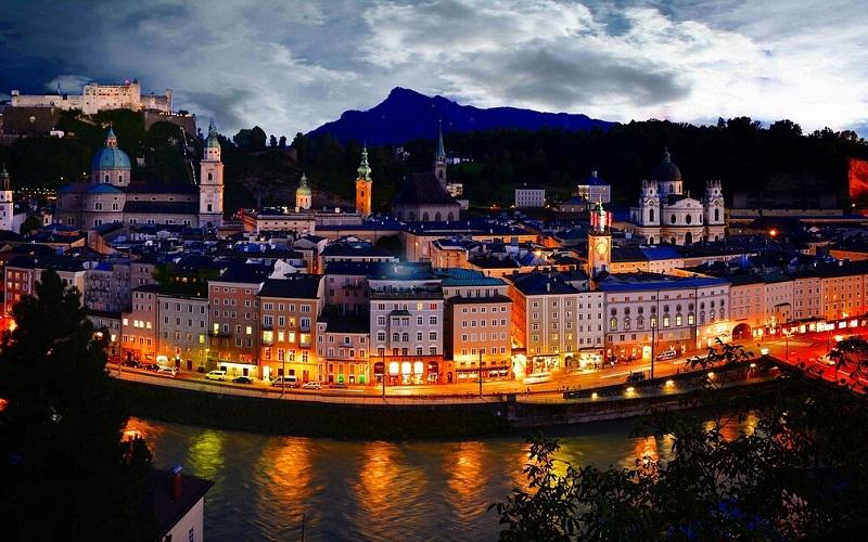Фото: Зальцбург - достопримечательности Австрии: ТОП-13