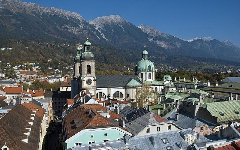 Фото: Инсбрук - достопримечательности Австрии: ТОП-13