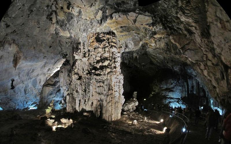 Фото: Гроты и пещеры Какауамильпа - Достопримечательности Мексики - ТОП-13