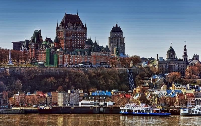 Фото: Квебек - Достопримечательности Канады: ТОП-14