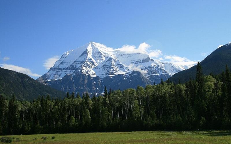 Фото: Горы Кордильеры - Достопримечательности Канады: ТОП-14