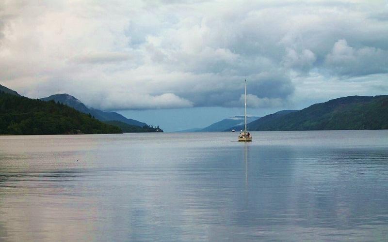 Фото: Озеро Лох-Несс - Достопримечательности Шотландии: ТОП-10
