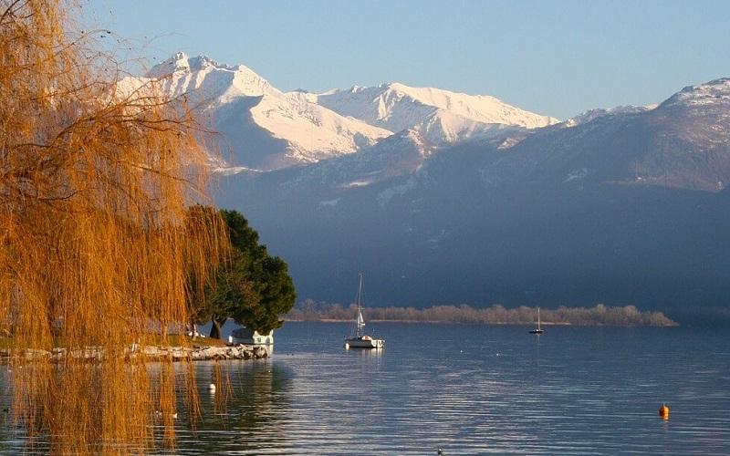 Фото: Озеро Лугано - Достопримечательности Швейцарии: ТОП-16