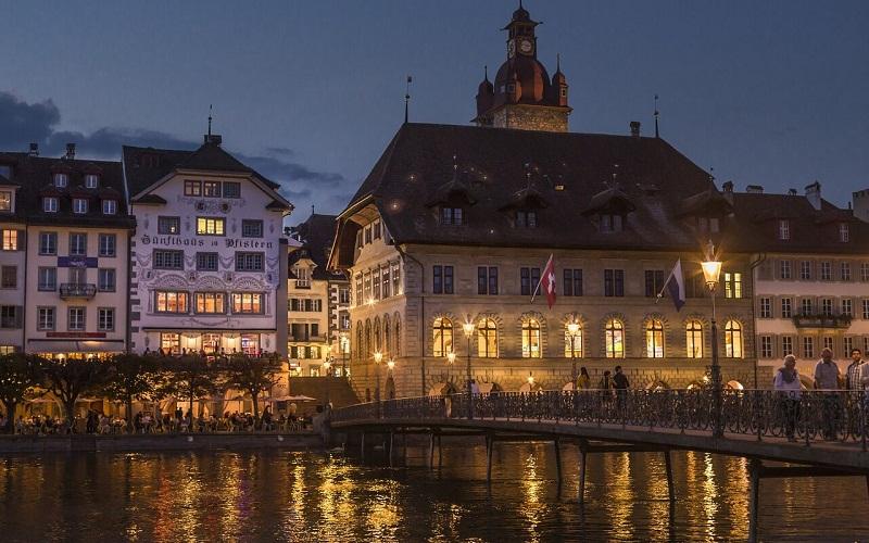 Фото: Люцерн - Достопримечательности Швейцарии: ТОП-16
