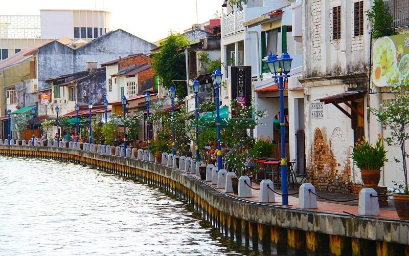 Фото: Малакка - Достопримечательности Малайзии: ТОП-10