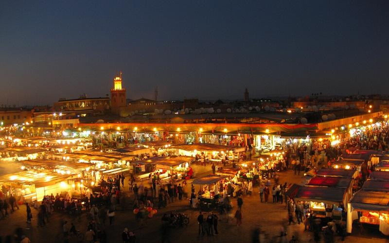Фото: Марракеш - Достопримечательности Марокко: ТОП-11