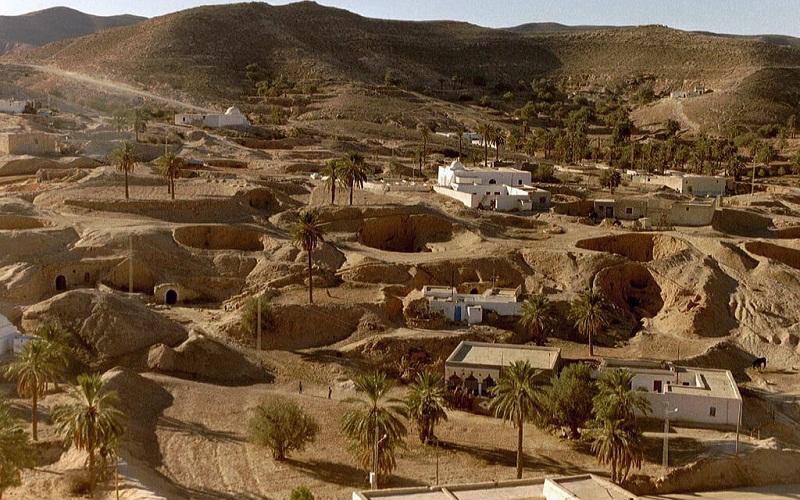 Фото: Матмата - Достопримечательности Туниса: ТОП-14