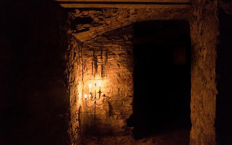 Фото: Тупик Мэри Кинг: Достопримечательности Эдинбурга: ТОП-10
