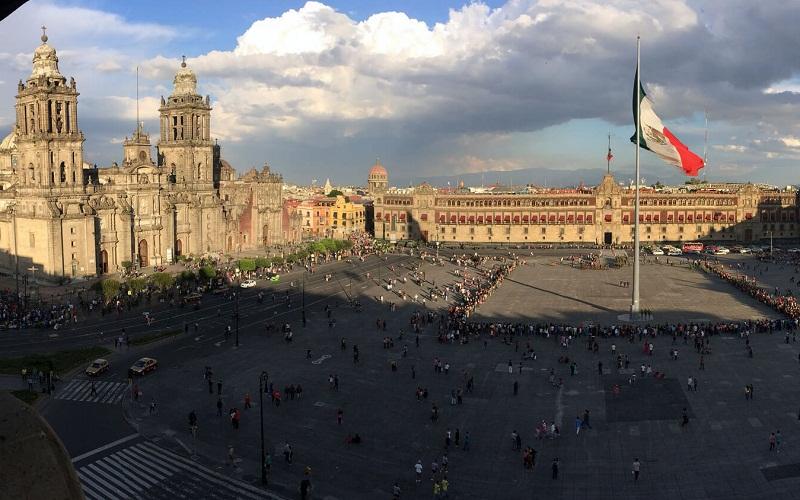 Фото: Мехико - Достопримечательности Мексики - ТОП-13