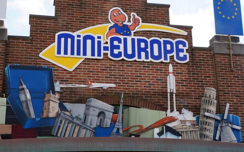 Фото: Парк Мини-Европа - Достопримечательности Брюсселя: ТОП-10