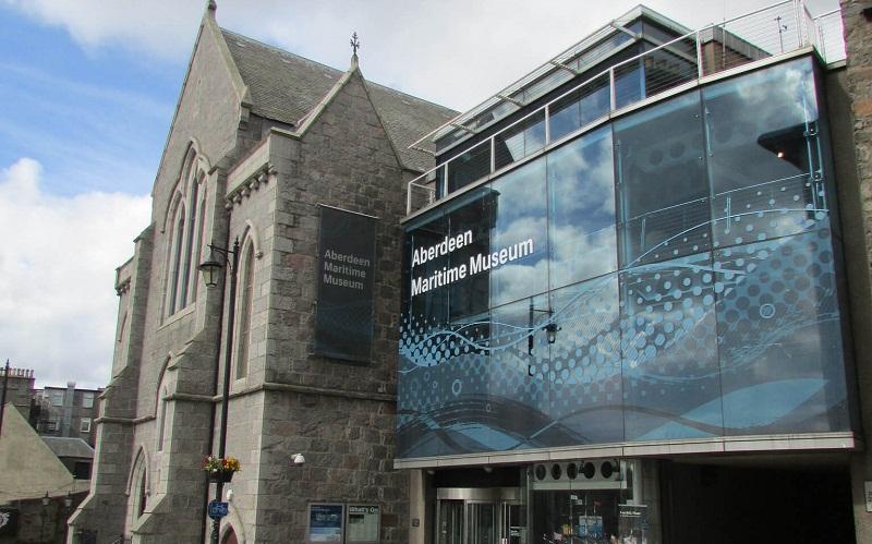 Фото: Абердинский морской музей - Достопримечательности Абердина: ТОП-10