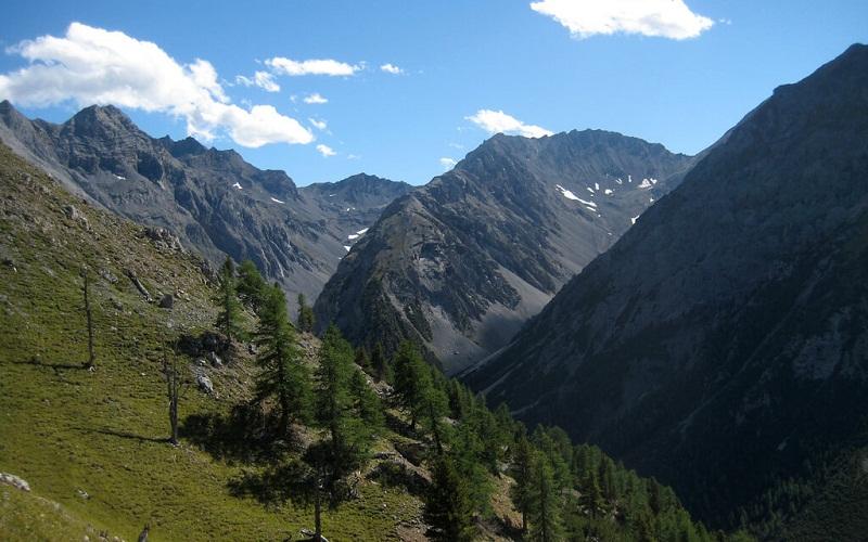 Фото: Швейцарский национальный парк - Достопримечательности Швейцарии: ТОП-16