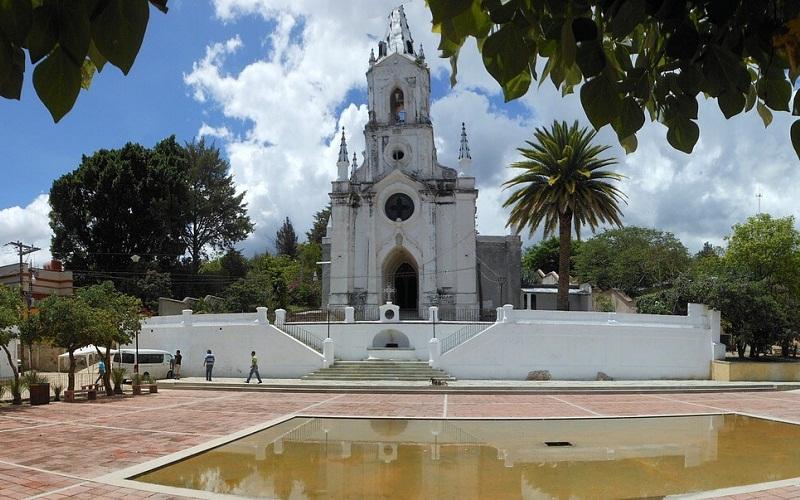 Фото: Оахака - Достопримечательности Мексики - ТОП-13
