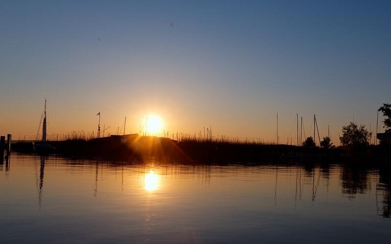Фото: Озеро Нойзидлер - достопримечательности Австрии: ТОП-13