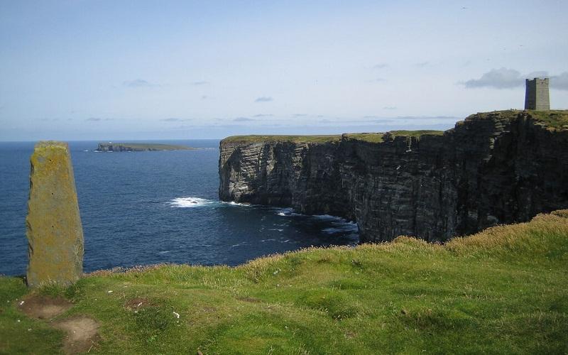 Фото: Оркнейские острова - Достопримечательности Шотландии: ТОП-10
