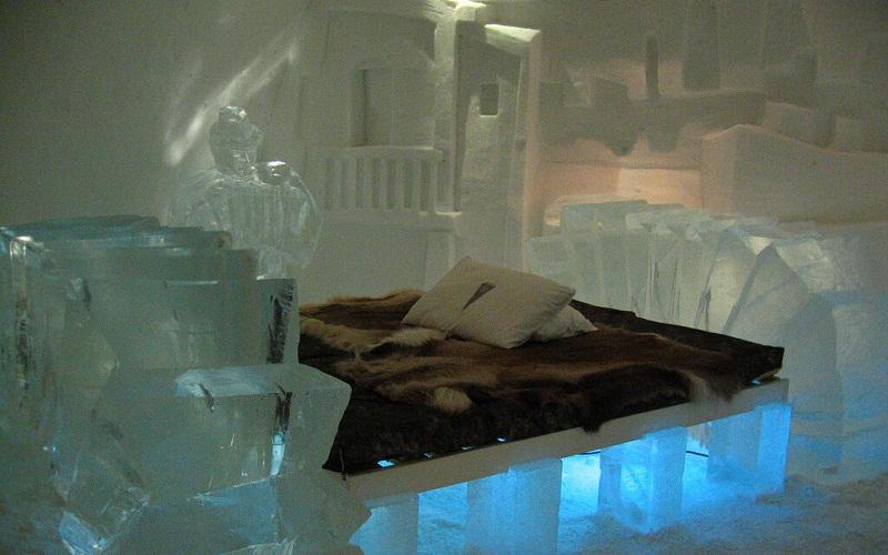 Фото: Ледяной отель - Достопримечательности Швеции: ТОП-12
