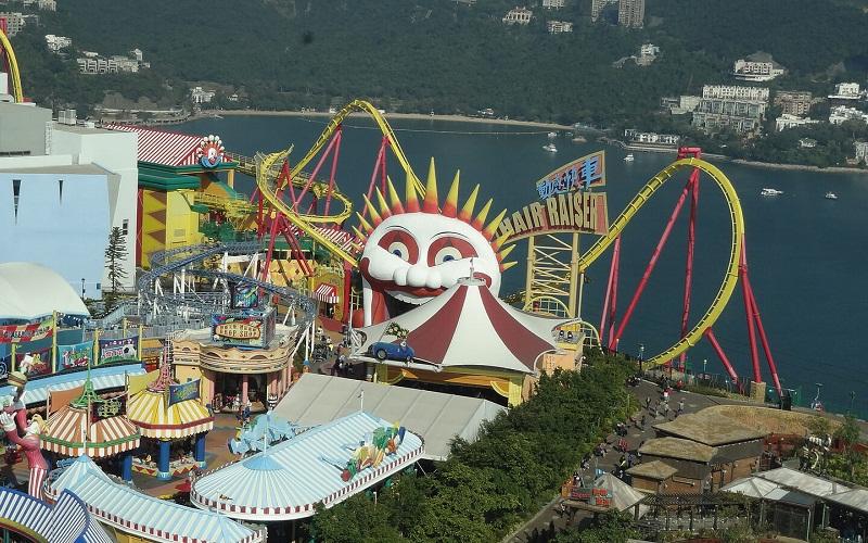 Фото: Оушен парк - Достопримечательности Гонконга: ТОП-12
