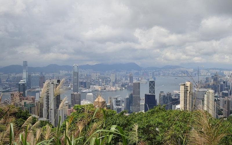 Фото: Пик Виктория - Достопримечательности Гонконга: ТОП-12