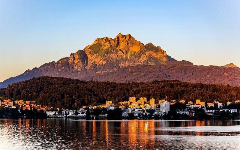 Фото: Гора Пилатус - Достопримечательности Швейцарии: ТОП-16