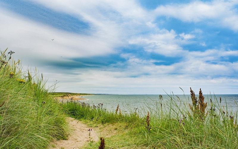 Фото: Пляж Балмиди - Достопримечательности Абердина: ТОП-10