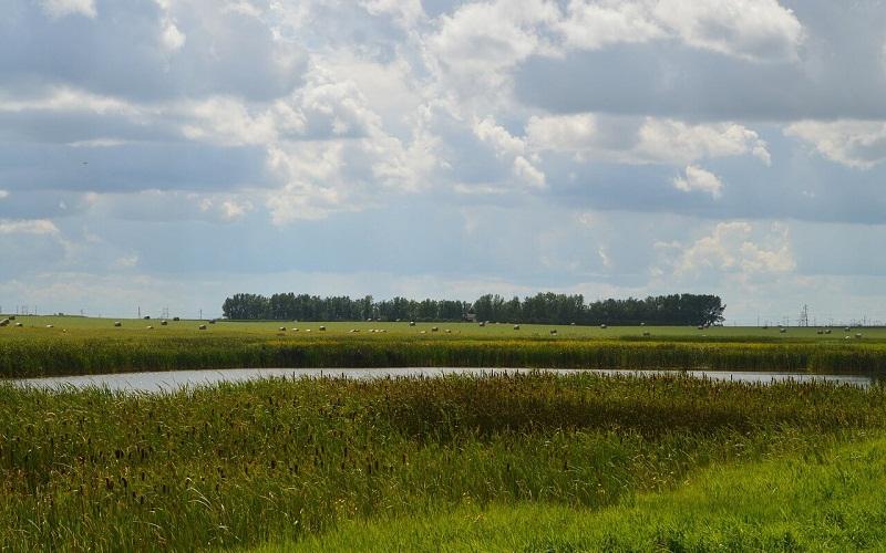 Фото: Канадские прерии - Достопримечательности Канады: ТОП-14