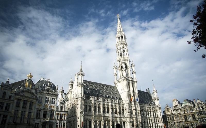 Фото: Брюссельская ратуша - Достопримечательности Брюсселя: ТОП-10