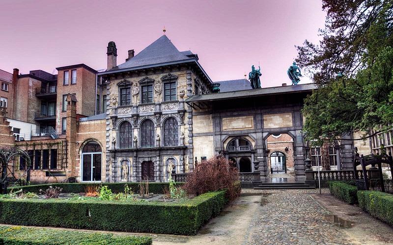 Фото: Дом Рубенса - Достопримечательности Антверпена: ТОП-10