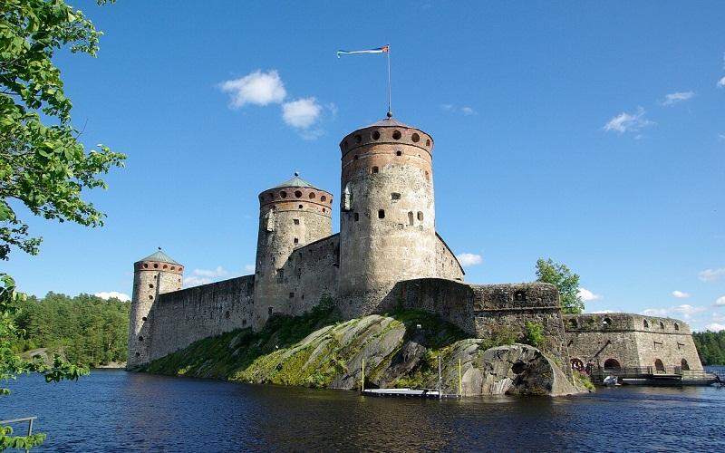 Фото: Савонлинна - Достопримечательности Финляндии: ТОП-10