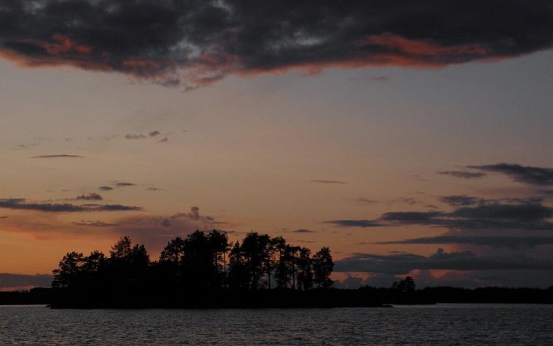 Фото: Озеро Сайма - Достопримечательности Финляндии: ТОП-10