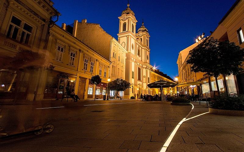 Фото: Секешфехервар - Достопримечательности Венгрии: ТОП-11