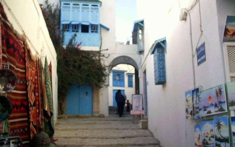 Фото: Сиди-бу-Саид - Достопримечательности Туниса: ТОП-14