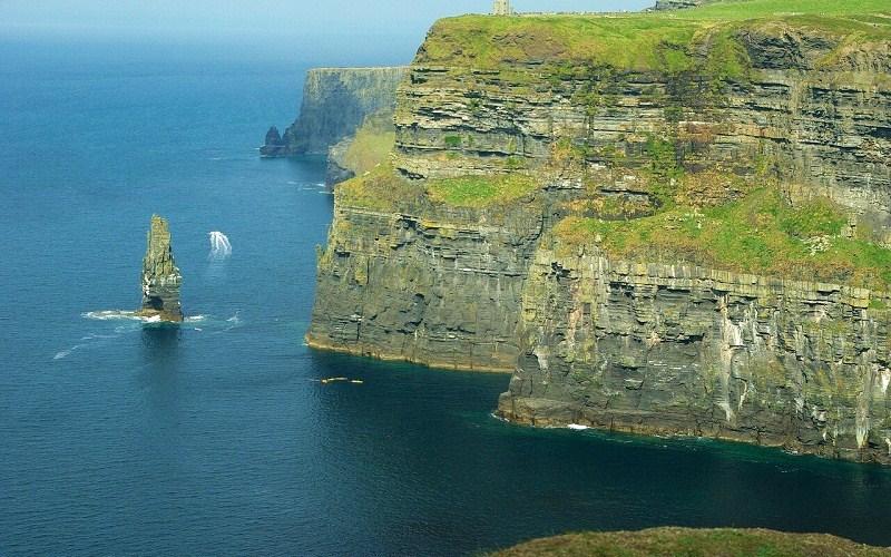 Фото: Утёсы Моэр - Достопримечательности Ирландии: ТОП-11