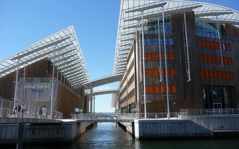 Фото: Музей современного искусства - Достопримечательности Осло: ТОП-10